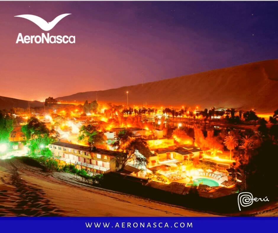 Turismo en Nazca: La Laguna de la Huacachina