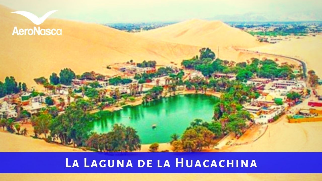 La Laguna De La Huacachina En Ica