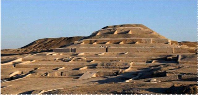 tour Piramides de Cahuachi Aeronasca