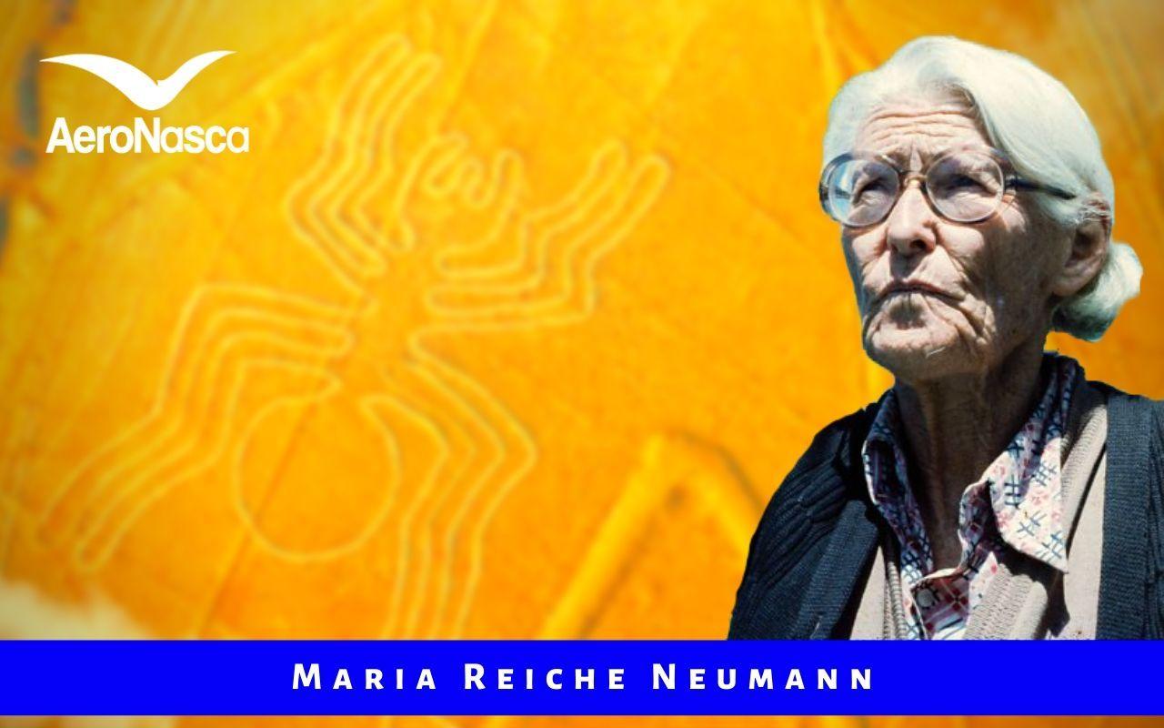 Quien Fue Maria Reiche