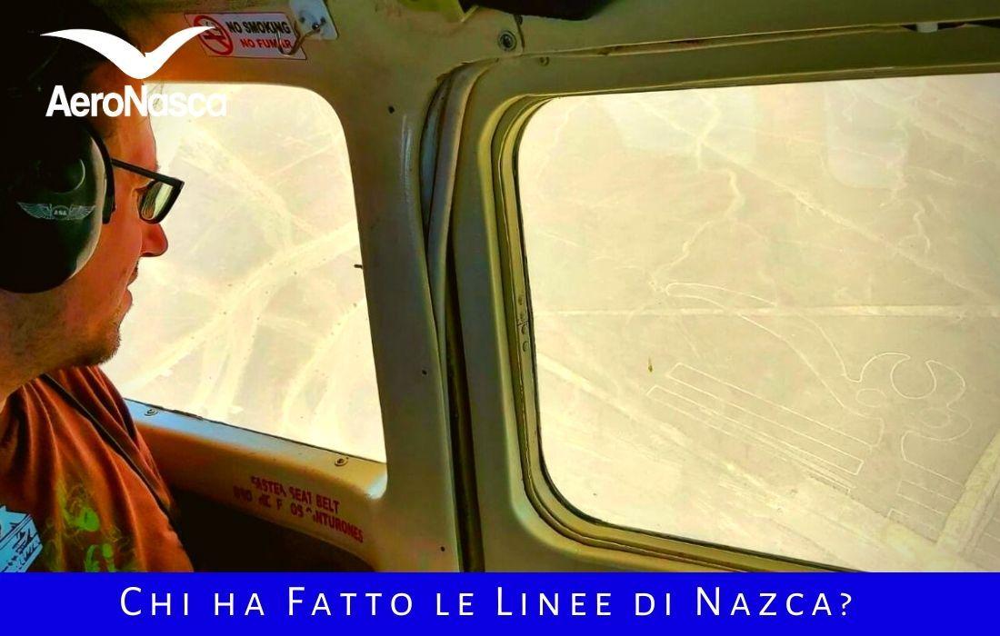 Chi Ha Fatto Le Linee Di Nazca?