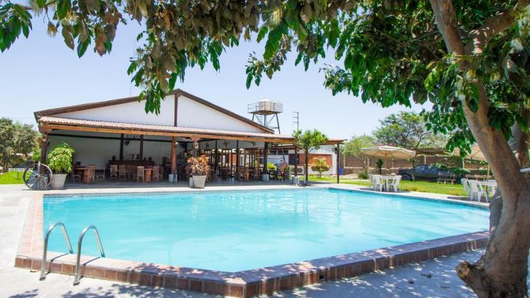 Hotel Fundo San Rafael y Aeronasca
