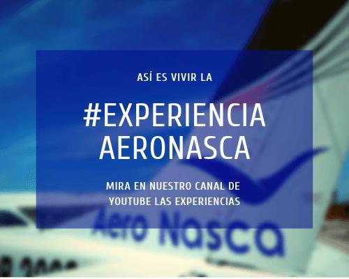 Vive la #ExperienciaAeronasca