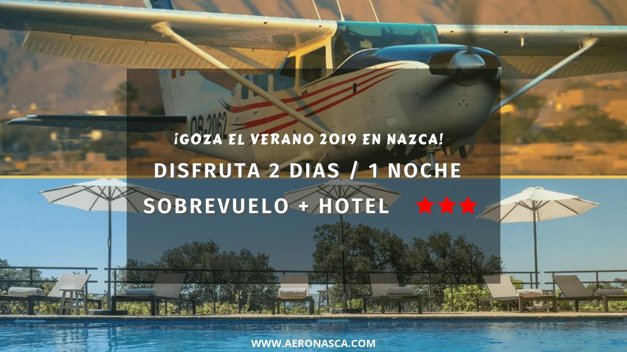 Promoción Verano 2019 Aeronasca