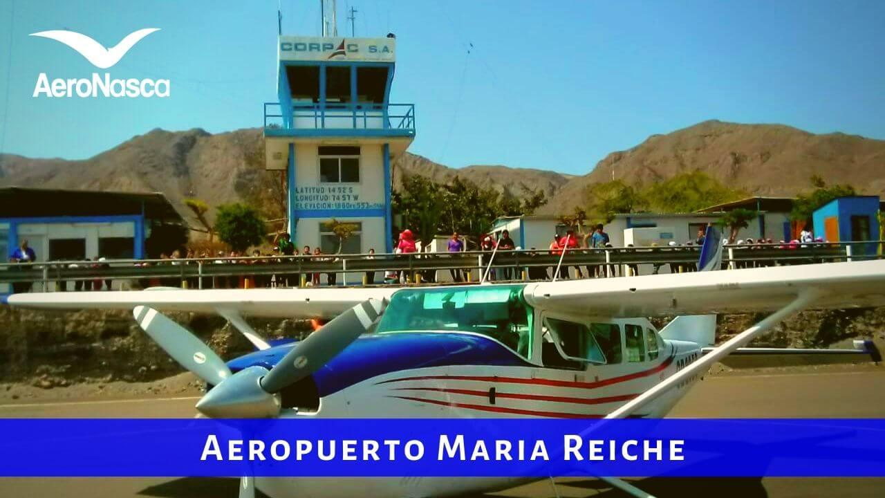 Aeropuerto Maria Reiche Nazca