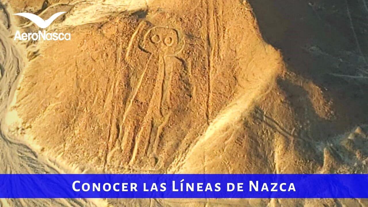 Conoce Las Maravillosas Lineas De Nazca