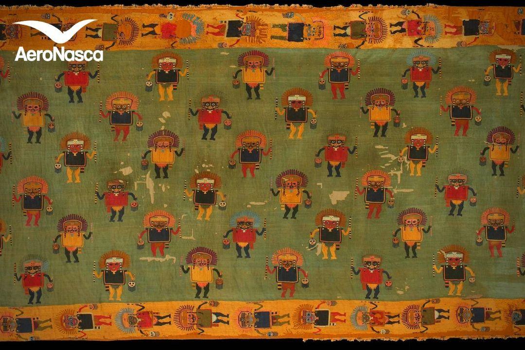 Estampado de la Cultura Nazca