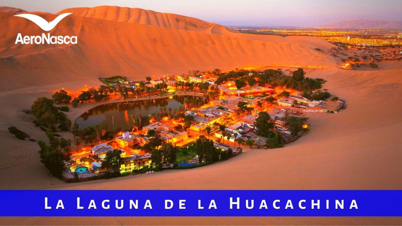 Visitar La Laguna De La Huacahina