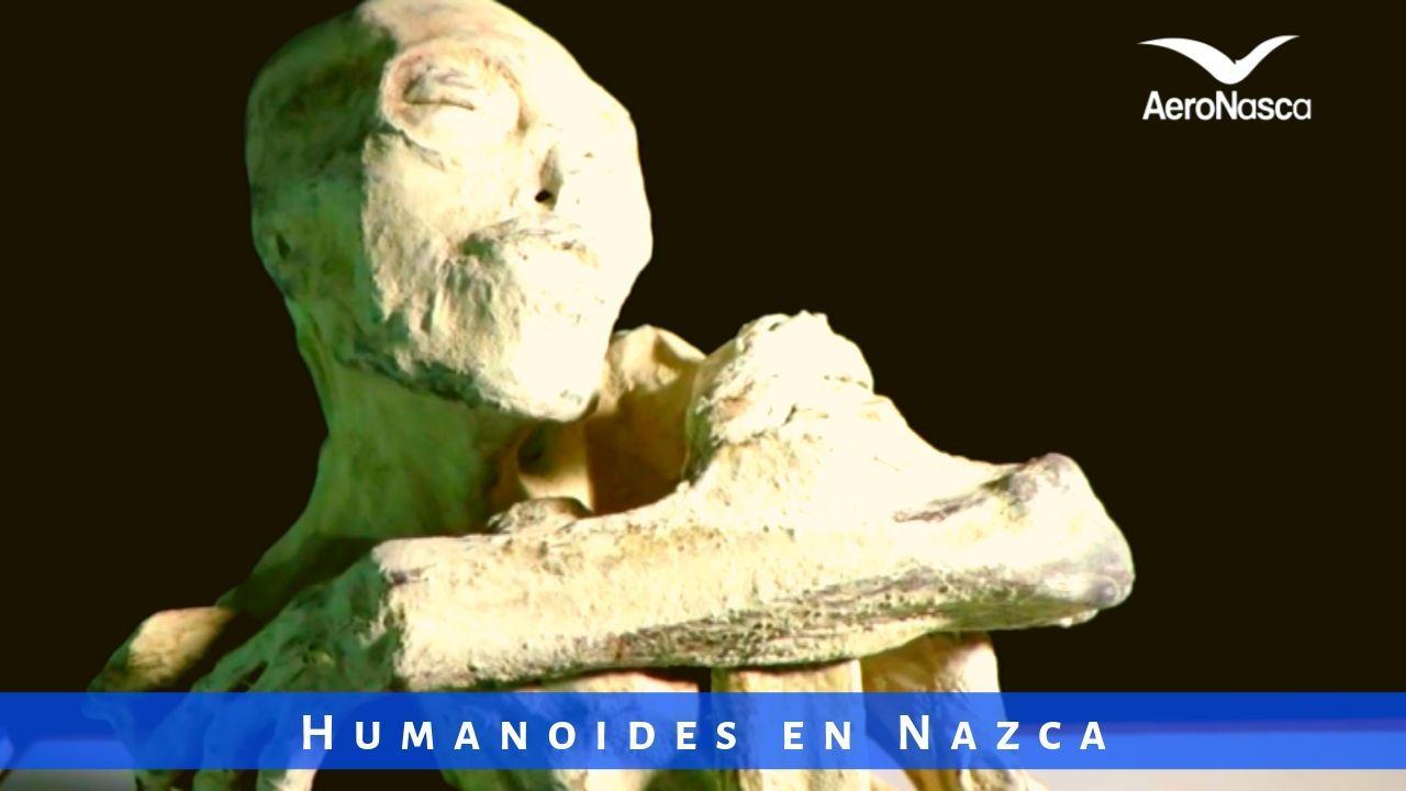 Humanoides En Nazca: Son Los Extraterrestres De Nazca