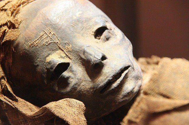 Momias de Nazca