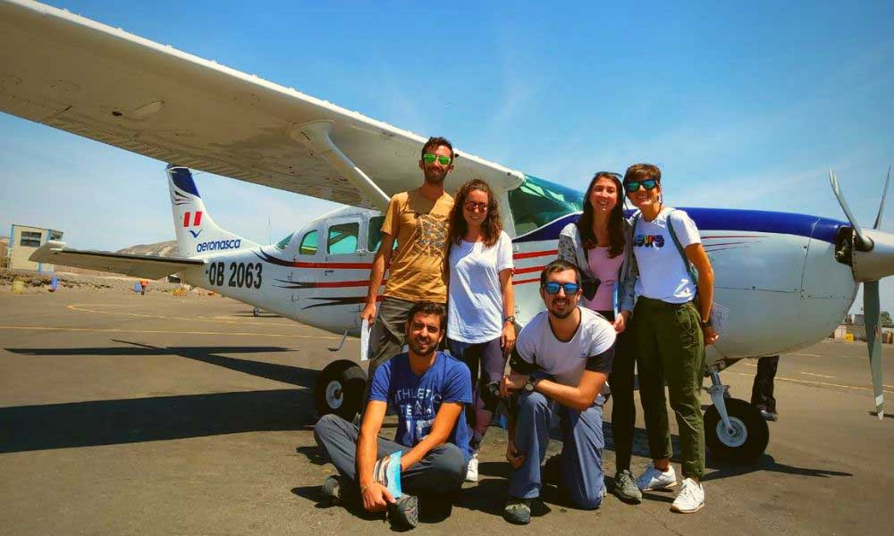 Nazca And Palpa Flight Tour