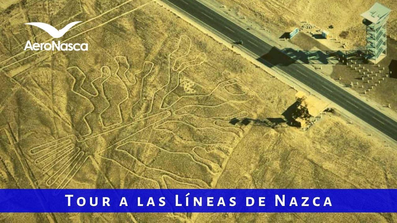 Tour A Las Lineas De Nazca: Destino Obligatorio En Perú
