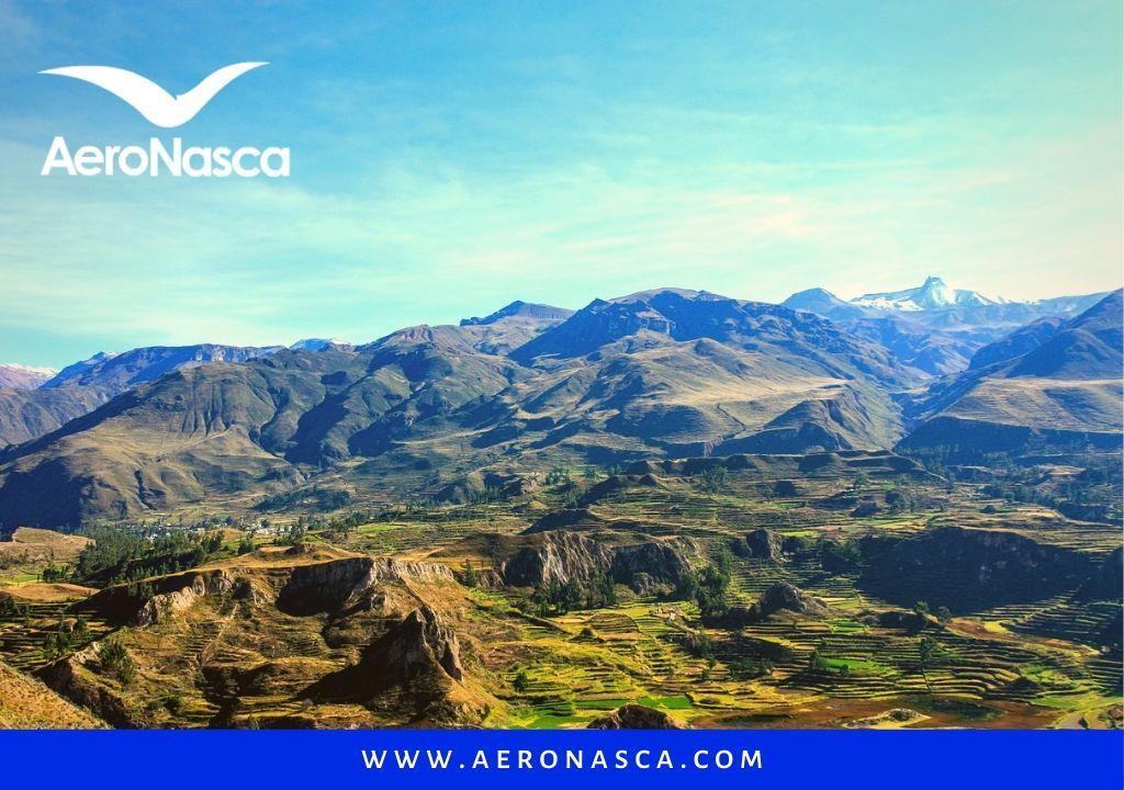 Cañol de Colca Arequipa