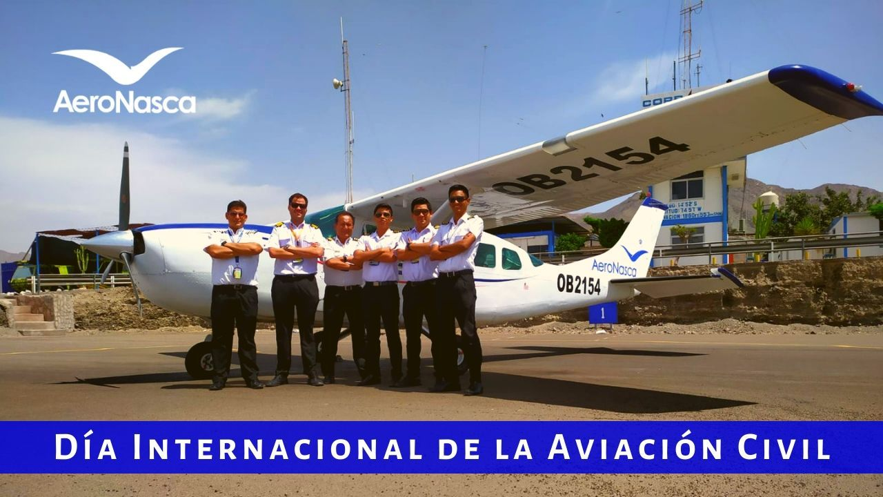 Dia Internacional De La Aviación Civil