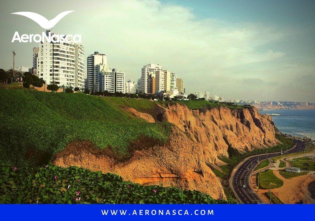Hermosa ciudad de Lima