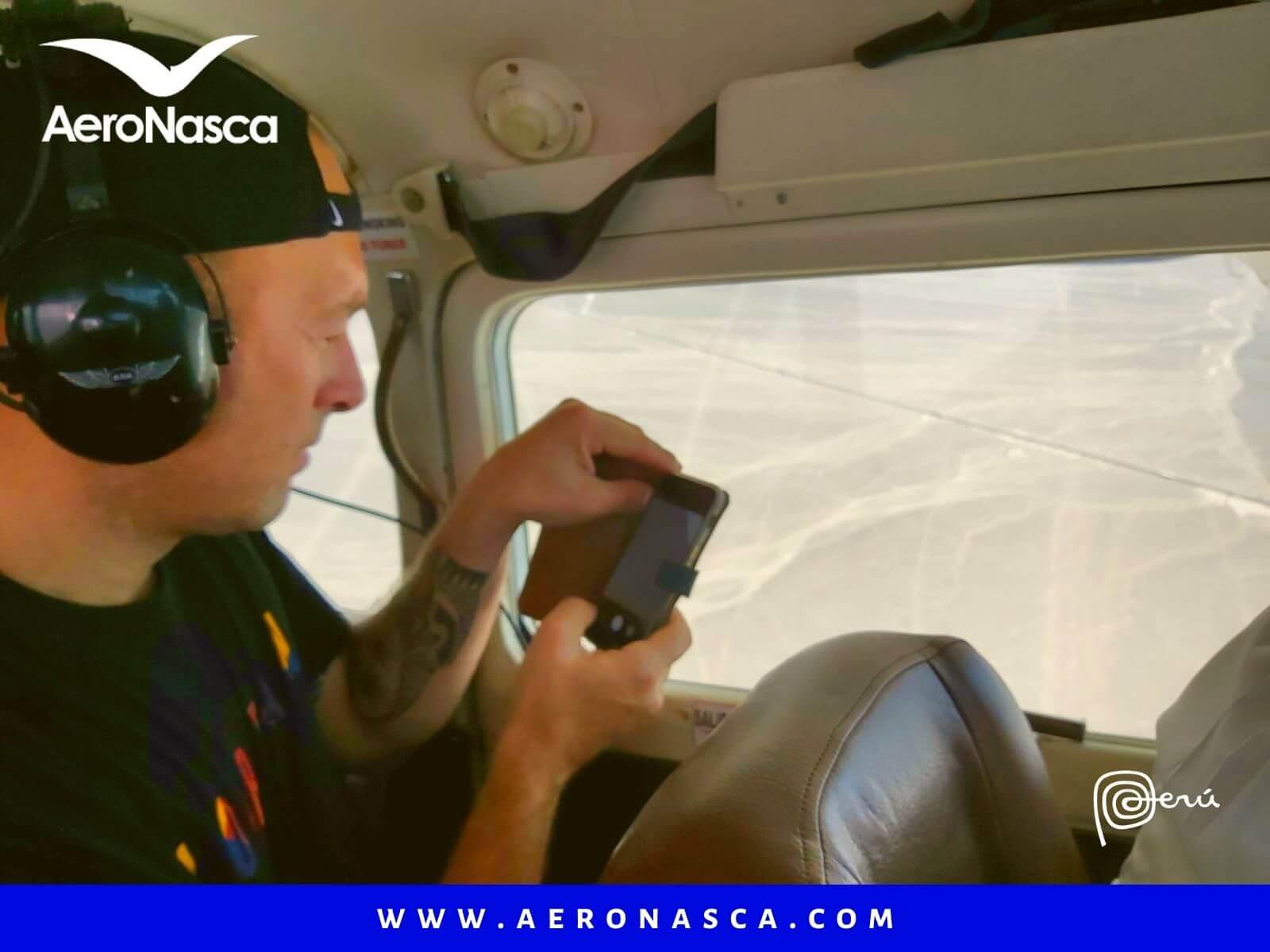 Tour Lineas de Nazca desde Ica