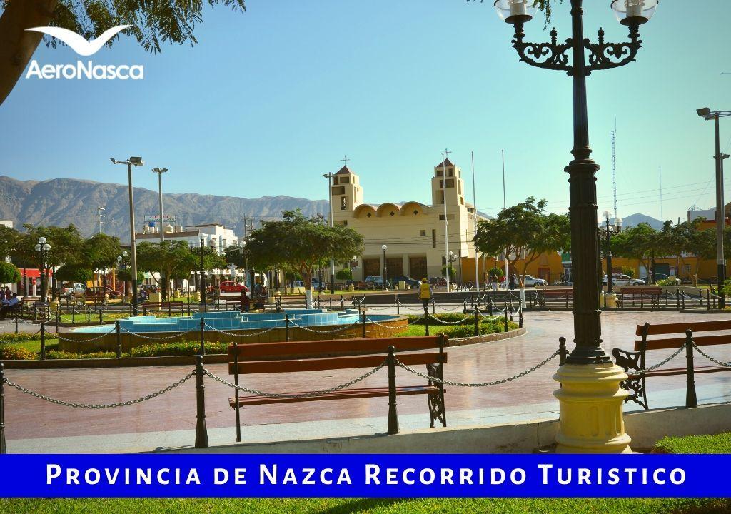 Provincia De Nazca Recorrido Turistico