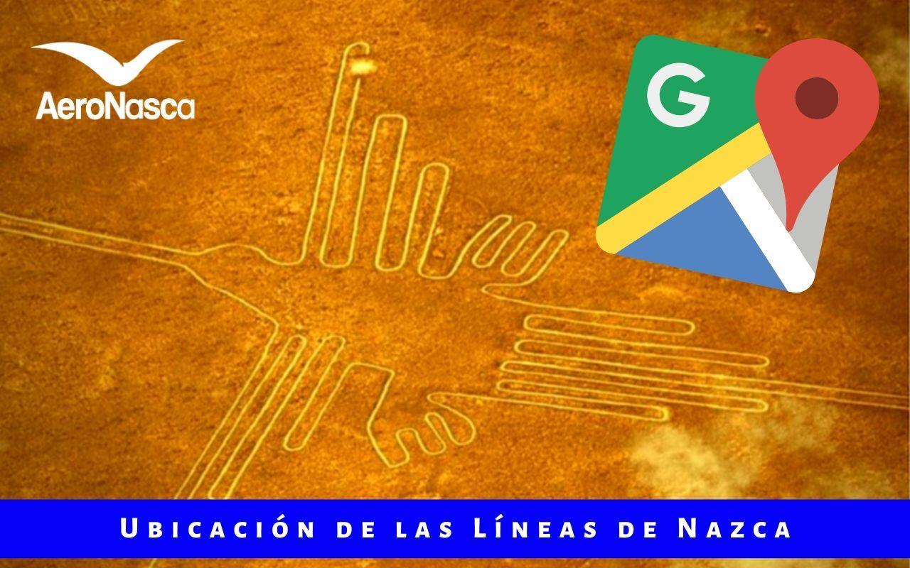 Ubicacion De Las Lineas De Nazca