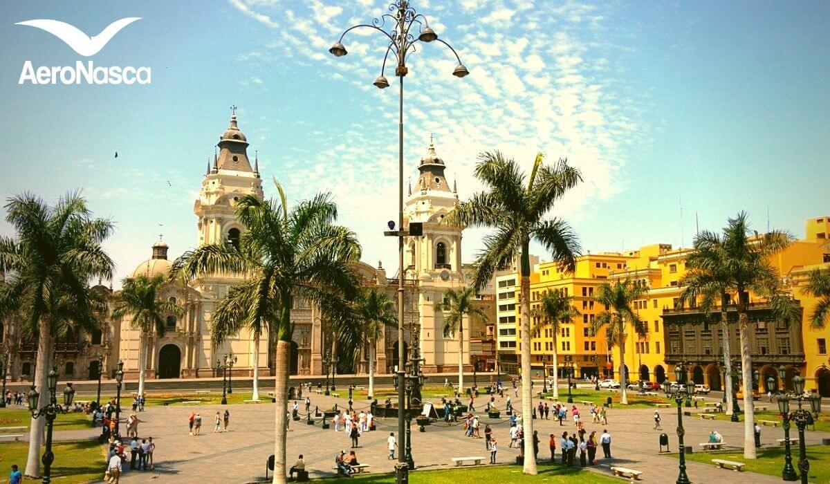 Ciudad de Lima Turismo Cultural en el Perú