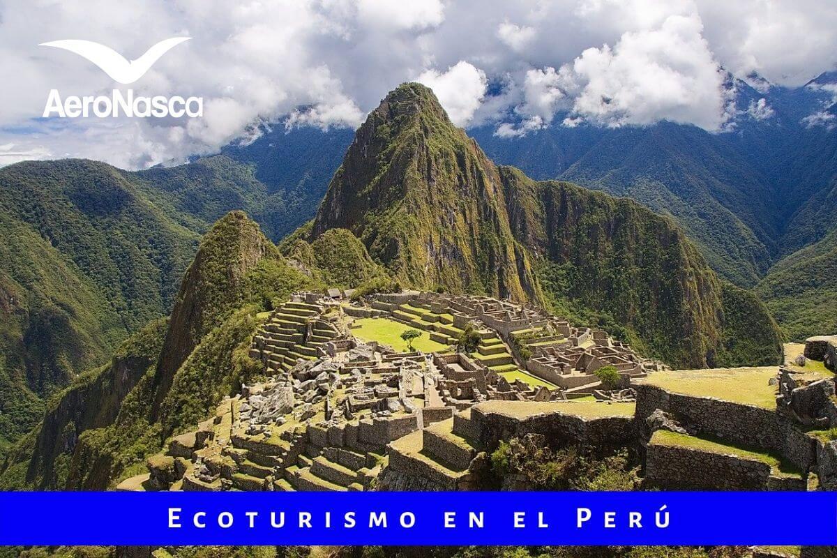 Ecoturismo En El Perú
