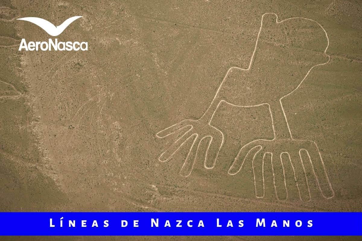 Las Manos Lineas De Nazca