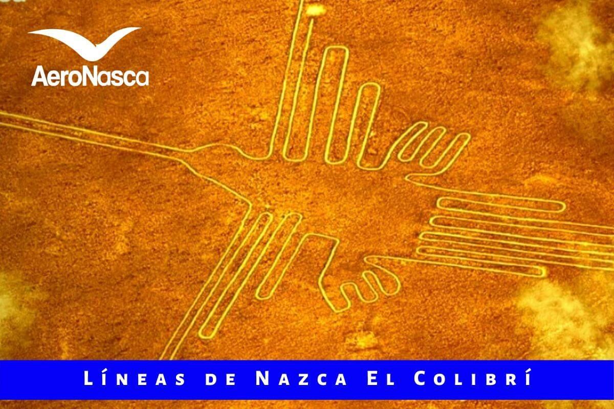 Lineas De Nazca El Colibrí