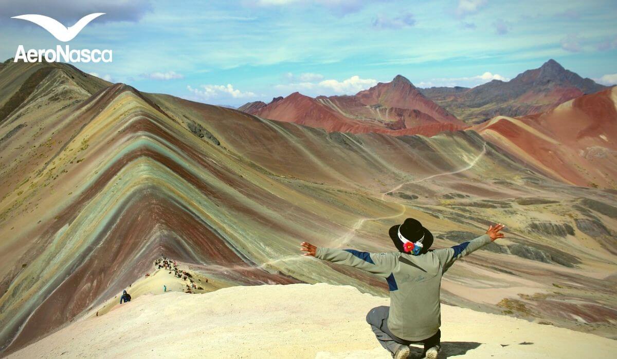 Montaña 7 Colores en Perú