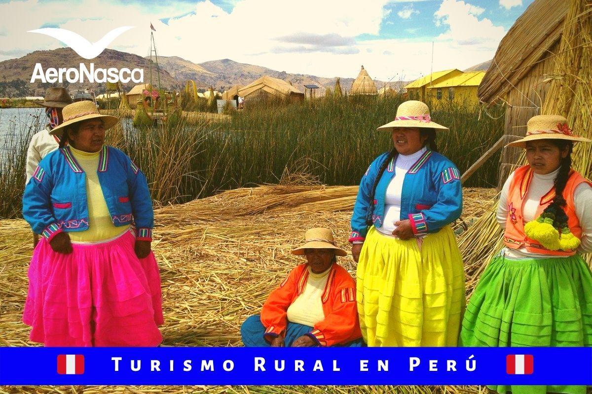 Turismo Rural En El Perú