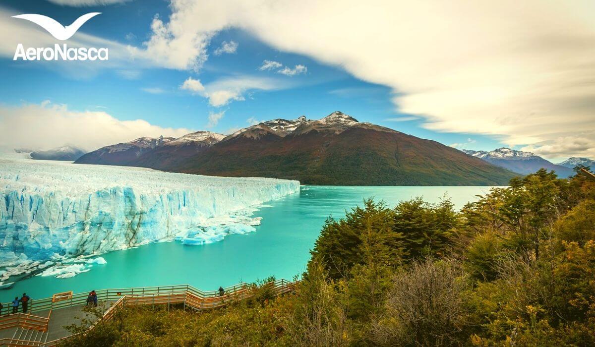 Ghiacciaio Perito Moreno in Argentina