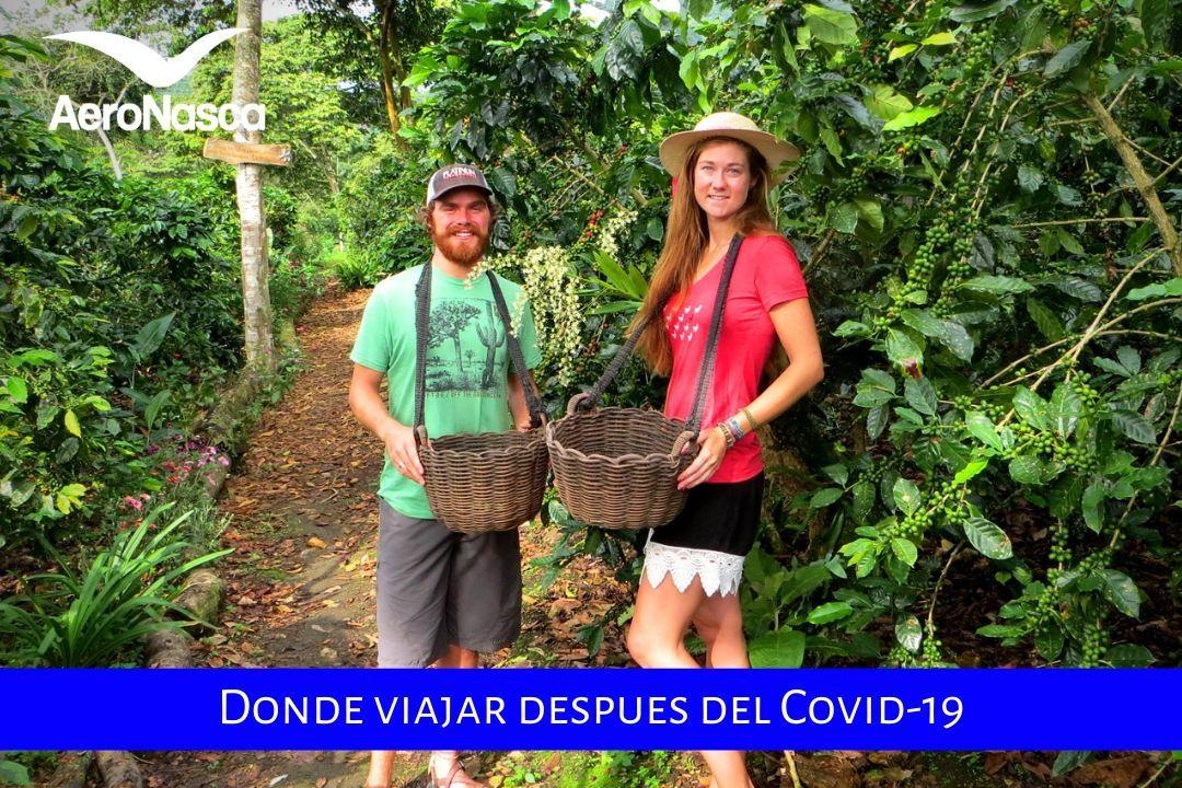 Donde Viajar Después Del Covid 19 En Perú