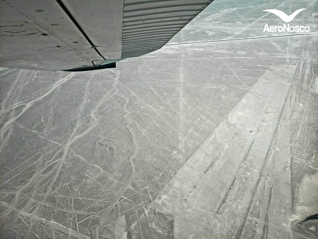 El Compás Lineas de Nazca