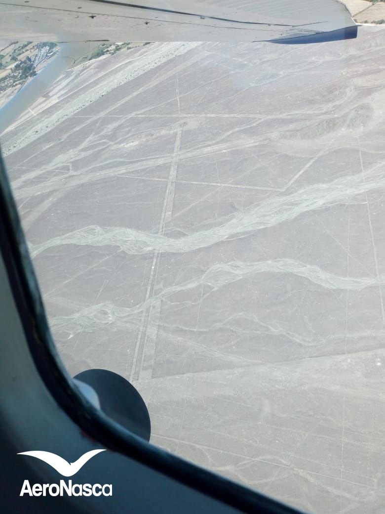 Names of the Nazca Lines