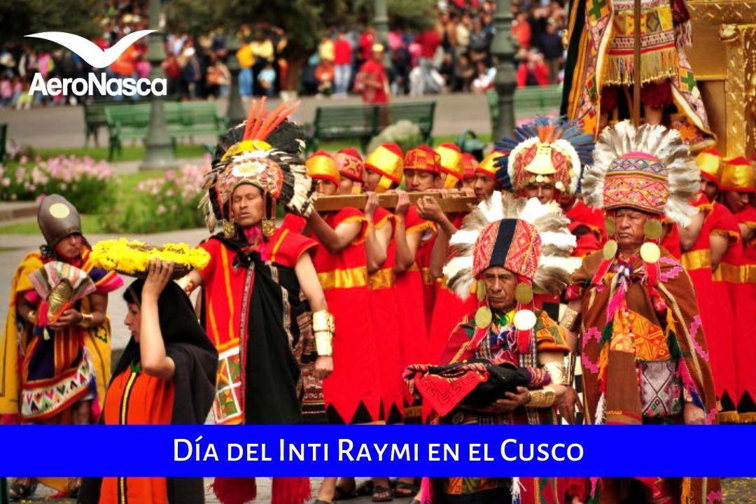 Inti Raymi En El Cusco