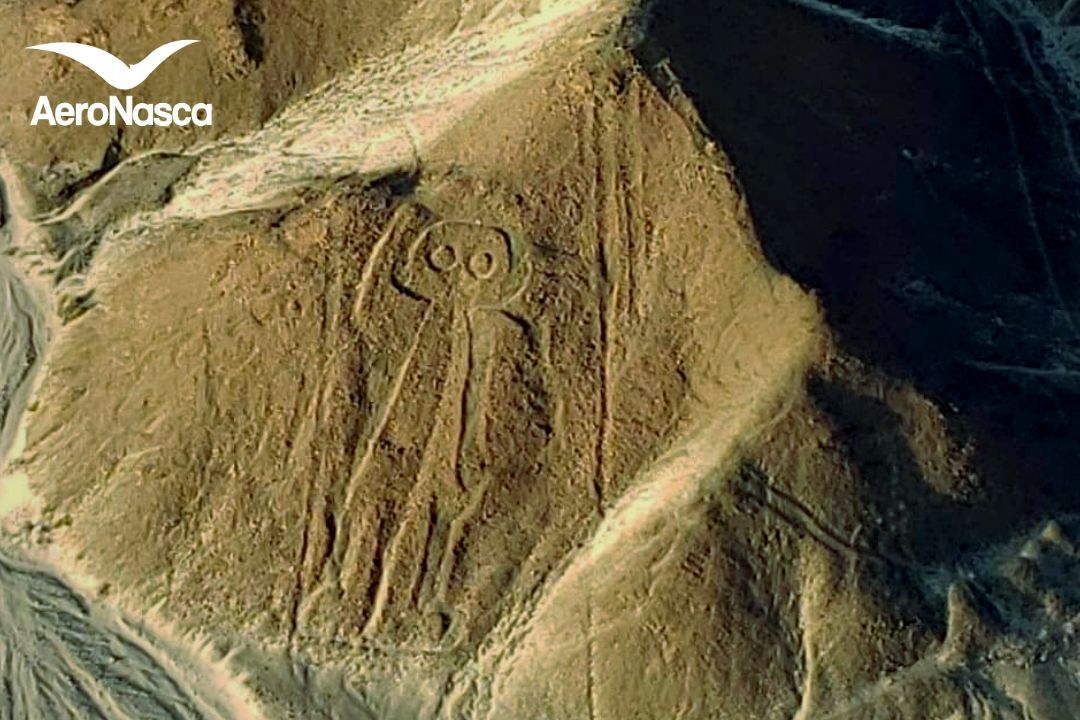 El Astronauta Lineas de Nazca