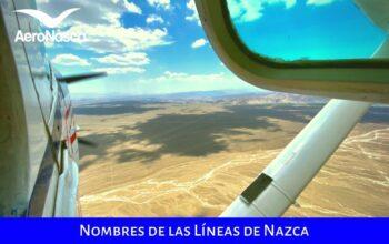 Nombres De Las Líneas De Nazca