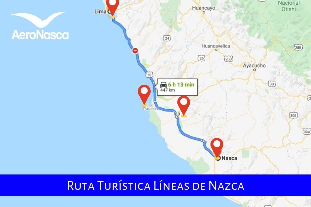 Ruta Turística En Perú