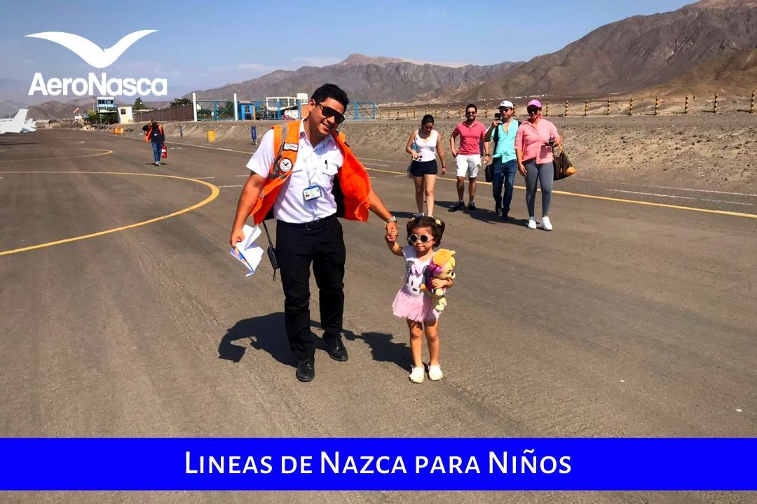 Lineas De Nazca Para Niños