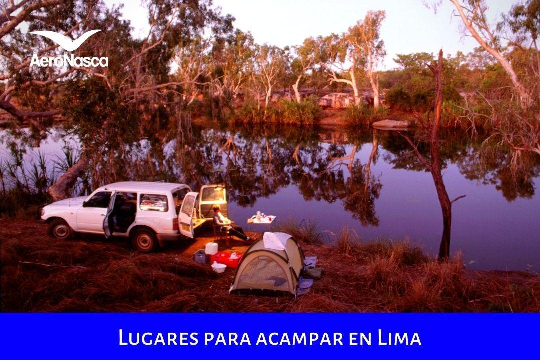 Lugares Para Acampar En Lima