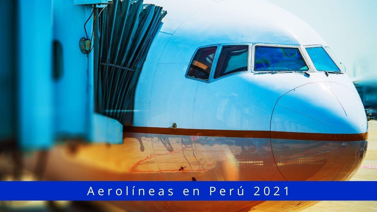Aerolineas En Peru