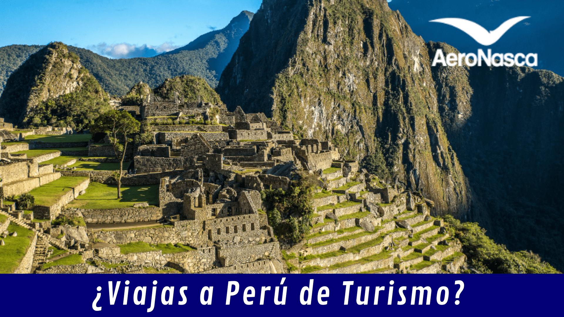 ¿Viajas A Perú De Turismo? Te Contamos Como Tener Internet Por El País